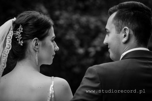Piękny ślub Darii i Damiana